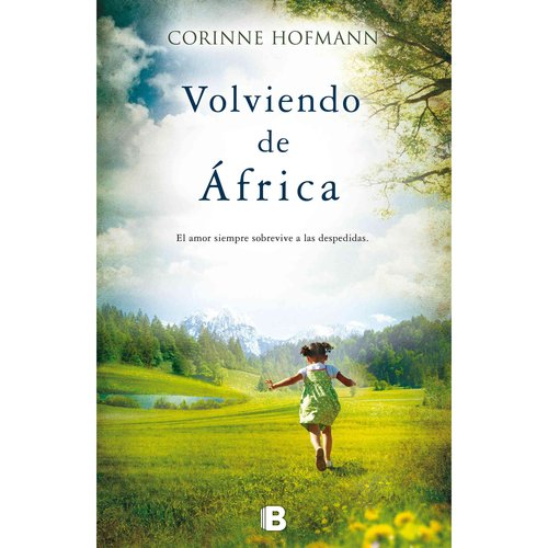 Volviendo de Africa / Back from Africa