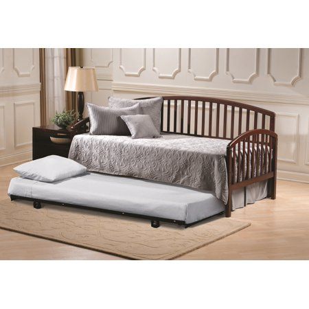 Hillsdale Furniture Carolina Daybed with Trundle, Multiple Finishes ()