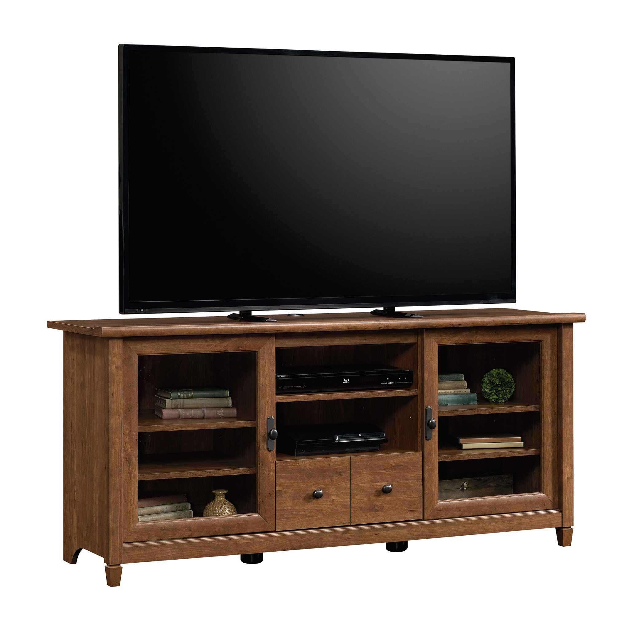 Sauder Edge Water Entertainment Credenza For Tvs Up To 55 Multiple