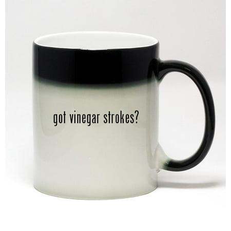 11oz Color Changing Coffee Mug - got vinegar strokes?