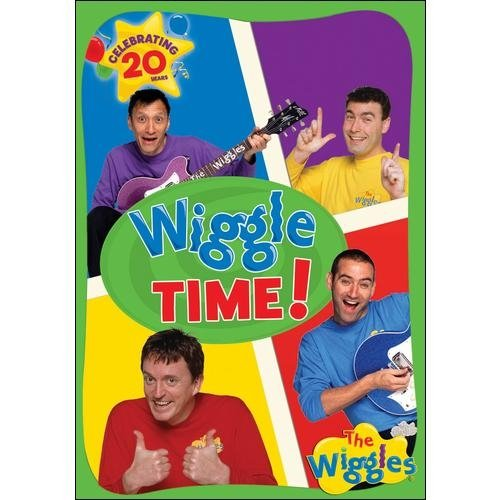 The Wiggles: Wiggle Time! (Full Frame)