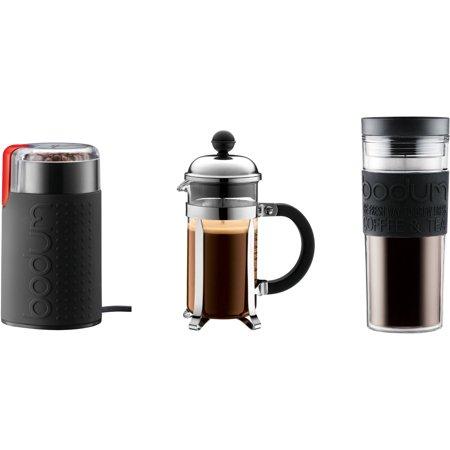 Electric French Press Coffee Maker Reviews : Chambord Set French Press Coffee Maker, 3 Cup, 0.35L, 12 oz, Electric Coffee Grinder, Mug, 0.45L ...