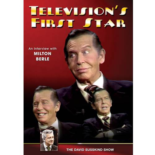 The David Susskind Show: Television's First Star - An Interview With Milton Berle (Full Frame)