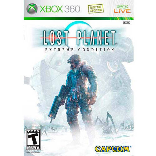 Lost Planet Extrem Condition (Xbox 360) - Pre-Owned