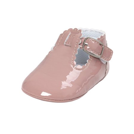 Nicesee Baby Girl Anti-slip Soft Moccasin Boots