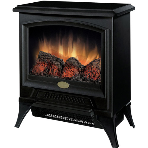 Dimplex Electric Flame Stove, Black - Walmart.com
