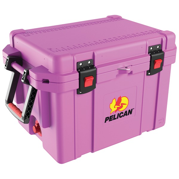 Pelican 32-35Q-CC-PUR 35-Quart ProGear Elite Cooler, Purple