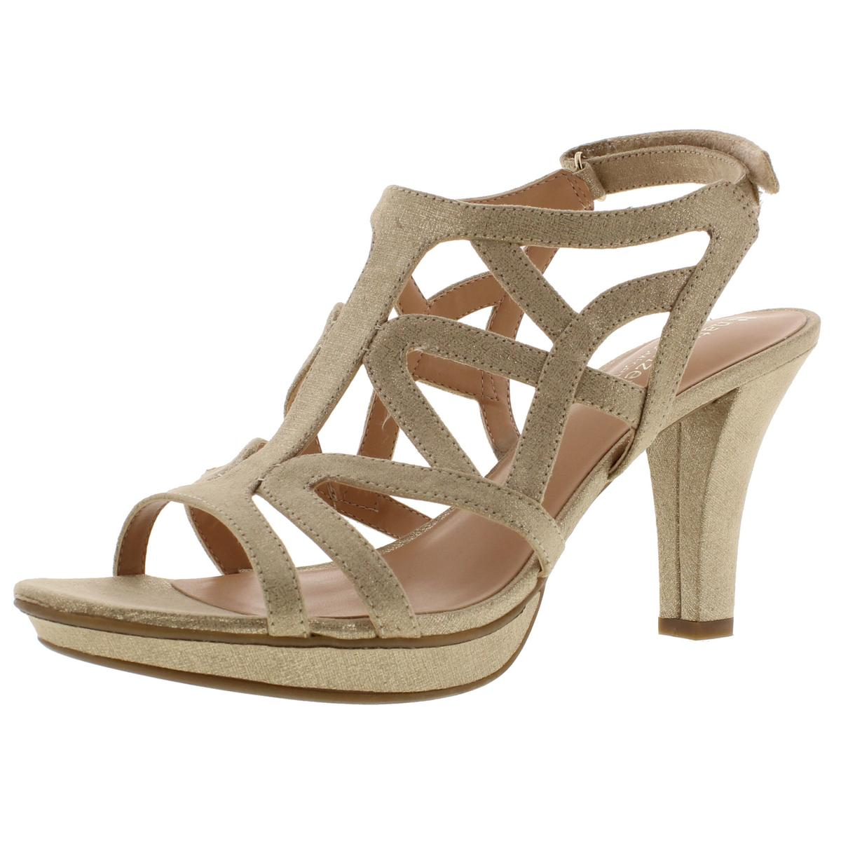 Naturalizer Womens Danya Caged Dress Evening Sandals by Naturalizer