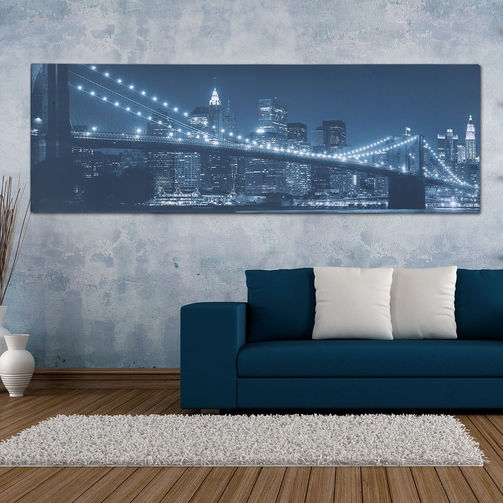 Perfect Evening Night Canvas Print Painting Pictures Wall Art Home Decoration