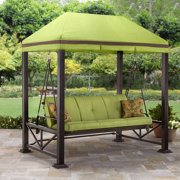 Better Homes And Gardens Sullivan Pointe Porch Swing Gazebo Seats 3