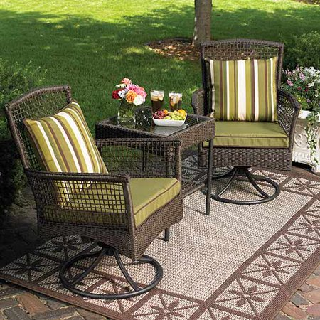 Better Homes Gardens Chairs Cushions Cafe Table
