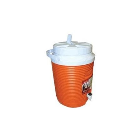 Rubbermaid FG15300411 2 Gallon Orange Victory Thermal Jug Water (Rubbermaid 5 Gallon Water Cooler Replacement Spigot)