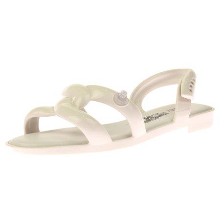 Jelly Slingback Flat Womens Melissa Tube Sandals ZOiPXku