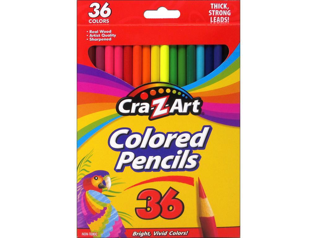 Cra-Z-Art Colored Pencil Set 36pc by LaRose Industries LLC