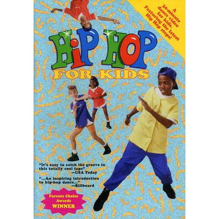 Vol. 1-Hip Hop for Kids (DVD + CD)