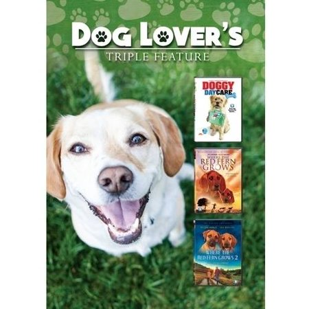 Dog Lovers Triple Feature: Where The Red Fern Grows / Where The Red Fern Grows 2 / Doggy Day Care](Growing Hearts Daycare)