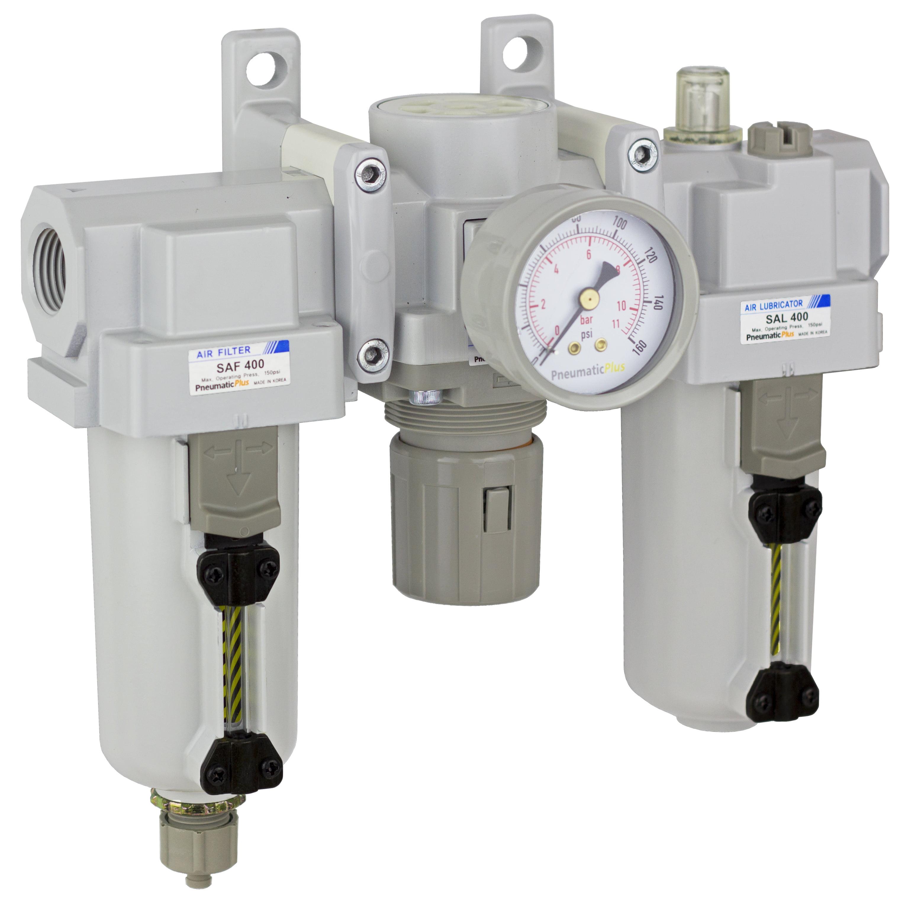 GLOSS Compressor Air filter regulator and lubricator Water Condensate Trap Tool