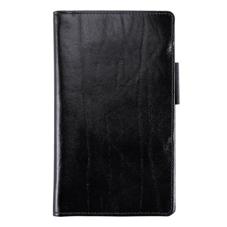 Day Timer Planner - Day-Timer Western Coach Leather Planner Cover Pocket Size - Planner Covers