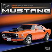 Mustangs Mini Wall Calendar