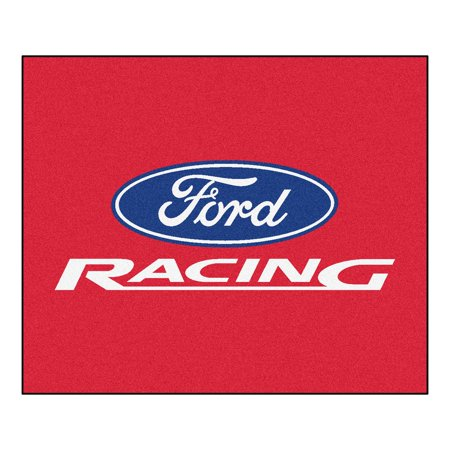 Fan Mats Ford Racing Tailgater Utility Rug