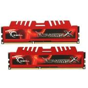 G.Skill Ripjaws X Series 8GB (2x4GB) DDR3 Desktop RAM Memory F3-12800CL9D-8GBXL