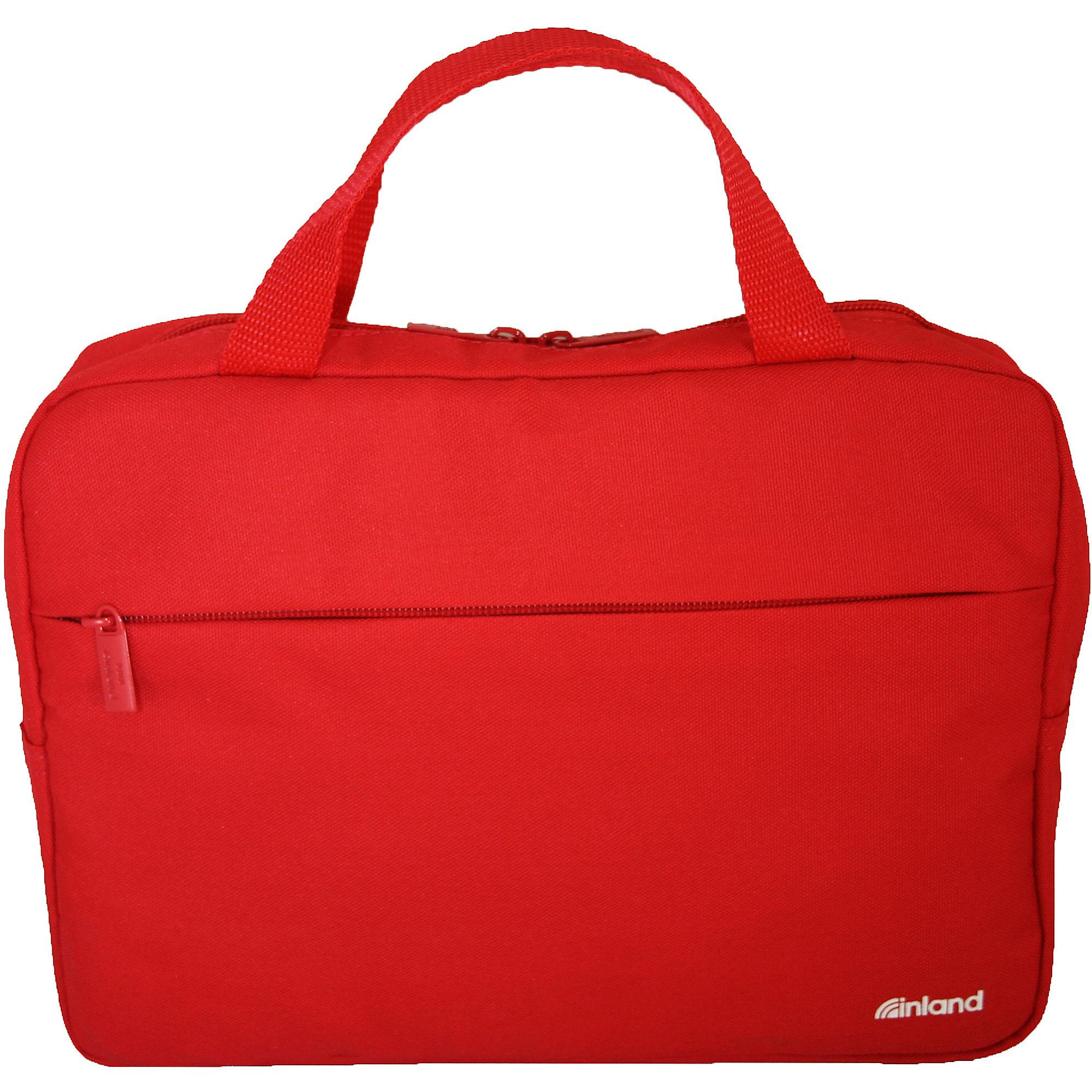"Inland Pro 15.6"" Notebook Laptop Bag"