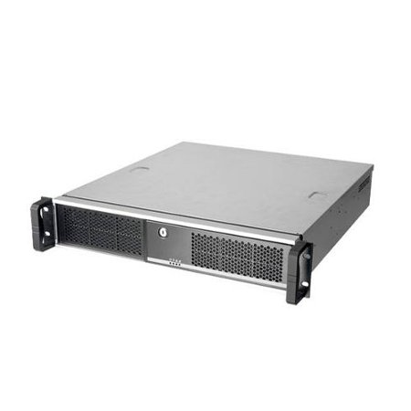 Chenbro RM24100-L2 No Power Supply 2U Feature-advanced Industrial Server Chassis w/ Low Profile Wind