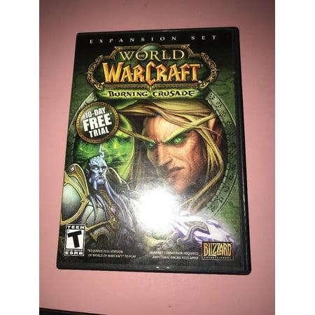 World of Warcraft The Burning Crusade Expansion Set - Brand