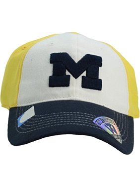 pretty nice fb793 670f5 Product Image Top of the World Michigan Wolverines Men s One-Fit Flex Hat  Cap