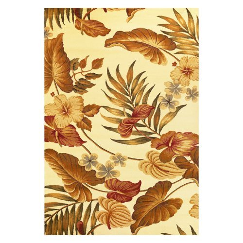 KAS Rugs LIF54 Lifestyles Tropical Area Rug