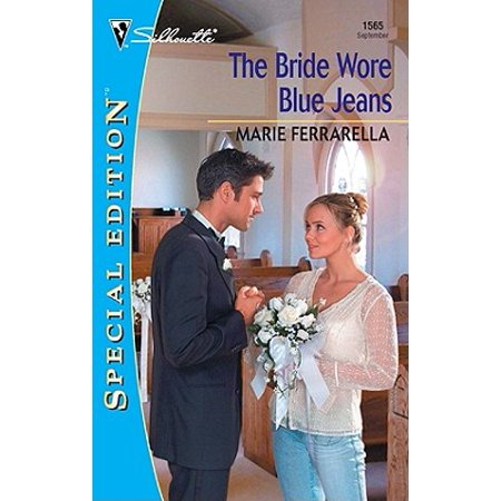 The Bride Wore Blue Jeans - eBook
