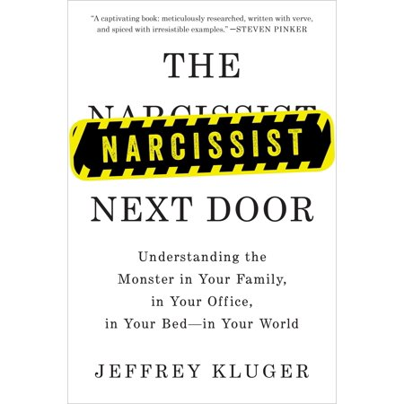 The Narcissist Next Door : Understanding the Monster in Your Family, in Your Office, in Your Bed-in Your World - Decorate Your Office Door For Halloween