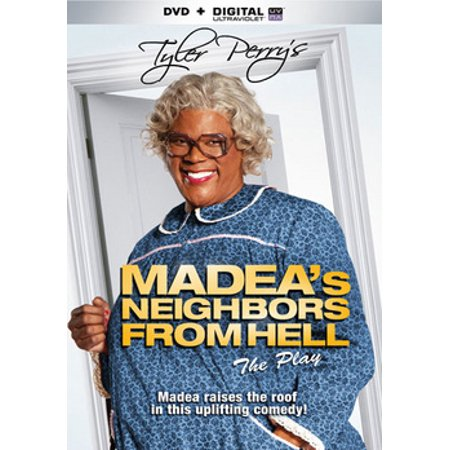 Madea's Neighbors From Hell (Play) (DVD) - Boo A Madea Halloween Movie Trailer