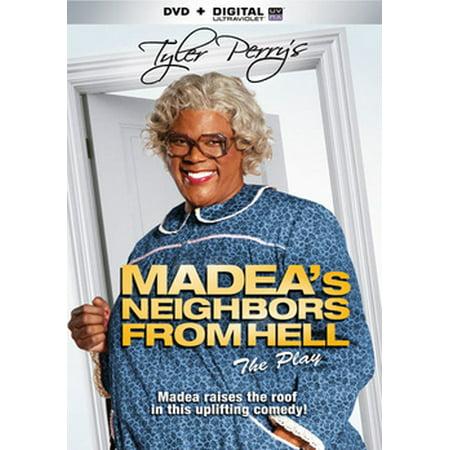 Madea's Neighbors From Hell (Play) (DVD)