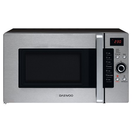 Daewoo Koc 9q4ds Convection Microwave Oven 1 0 Cu Ft 900w Stainless