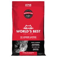 World's Best Cat Litter Multiple Cat Clumping Litter (Multiple Sizes)