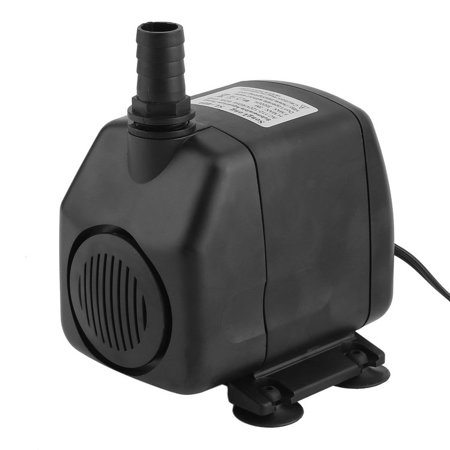 925GPH 1050GPH Aquarium Pond Water Pump Universal Adjustable