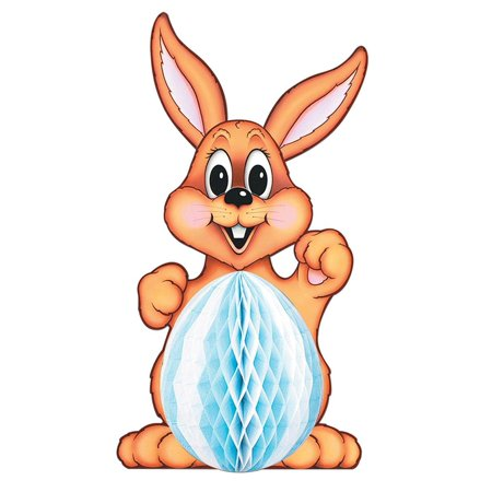 30 Seconds Bunnies Halloween (Large Tissue Bunny Halloween)