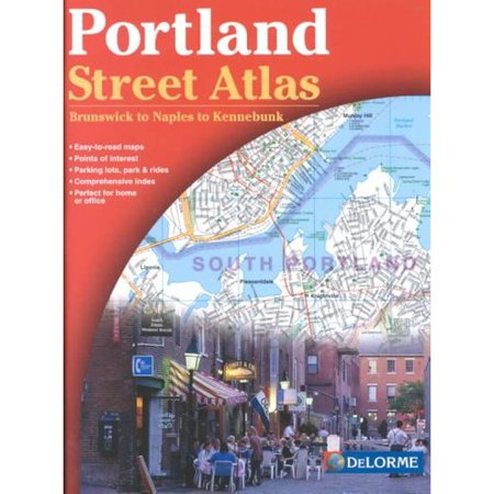 Portland street atlas for Atlas motors portland oregon