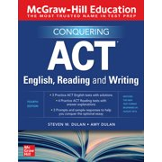 McGraw-Hill Education Conquering ACT English, Reading, and Writing, Fourth Edition (Edition 4) (Paperback)