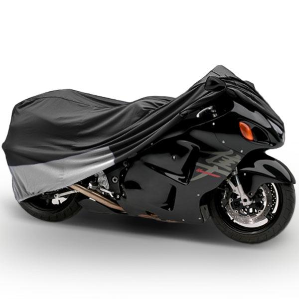 Motorcycle Bike Cover Travel Dust Storage Cover For Kawasaki Ninja 650R 650 R - image 3 of 3
