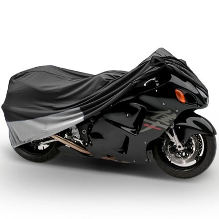 Motorcycle Bike Cover Travel Dust Storage Cover For Can-Am MX 125 175 200 250 400 500 - image 3 de 3