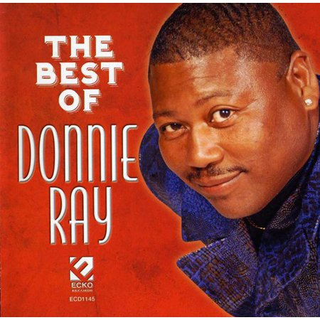 The Best Of Donnie Ray (The Best Of Donnie Mcclurkin)