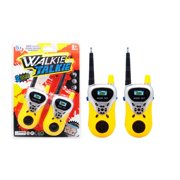 Magicfly 1 Pair Wireless Walkie Talkies Toy 2-Way Communication Walkie Talkies for Kids Boys & Girls, Perfect for Fun Toys or gifts