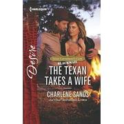The Texan Takes a Wife - eBook