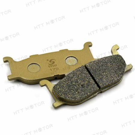 HTTMT Disc Brake Pad Set For Front YAMAHA ROAD BIKE XJ 600