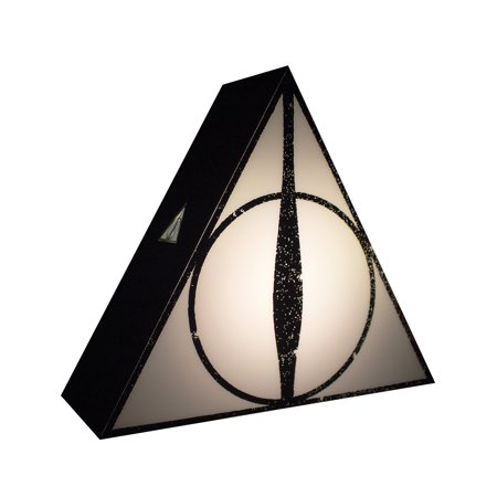 Deathly Hallows Light- Projection Lamp- Dcor- Harry Potter Officially Licensed