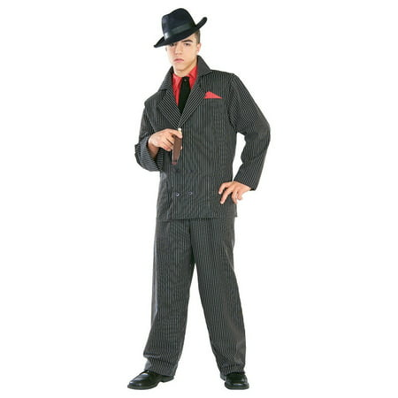 Men's Classic Gangster Costume - Gangster Halloween Costumes For Guys