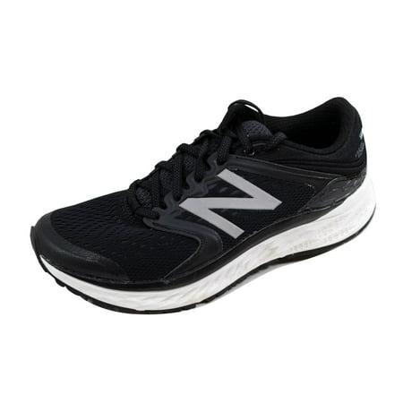 New Balance - New Balance Women s Fresh Foam 1080 Black Silver-White  W1080BW8 - Walmart.com ccec2d7f10