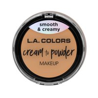 L.A. COLORS Cream To Powder Foundation - Honey Beige